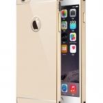 Bumper หลังสไลด์ iphone6 plus/6s plus สีทอง