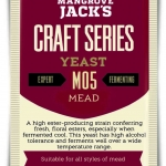 Mead Yeast M05 10g x12 packs