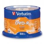 Verbatim DVD-R 16X 95101 (50 pcs/Cake Box)