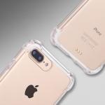 TPUใส กันกระแทก iphone7 plus/iphone8 plus(ใช้เคสตัวเดียวกัน)