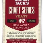 New World Strong Ale M42 10 g.x12packs