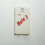 TPU ใส 0.5 (ใช้กับงานสรีนได้) Note3