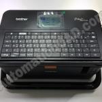 เครื่องพิมพ์ปลอกสายไฟ BROTHER PT-E850TKWLI 27,000.- Label Printer, Wire Marker