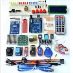 Board for UNO R3 Updated Version RFID Starter Kit LCD Suite 1602 for Arduino PCBA Developing Boards