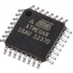 IC ATMEGA8-16AU