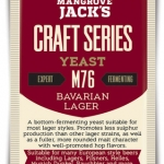 Bavarian Lager M76 10g.x12packs