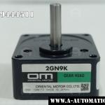 Gearhead Oriental Motor Model:2GN9K (สินค้าใหม่)