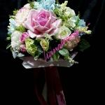 ช่อดอกไม้ E005