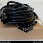Encoder Cable Misubishi Model:MR-JCCBL5M-L (สินค้าใหม่)