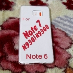 TPU ใส 0.5 (ใช้กับงานสรีนได้) Note7