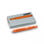 Lamy T10 Special Edition Copper Orange Ink cartridges