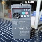 ขายinverter mitsubishi model:FR-E720-0.75K (สินค้าใหม่)