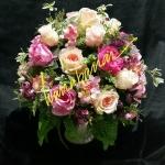 Flower-Hanabana ใหญ่ 49ซม (ส) x 43ซม (ก)