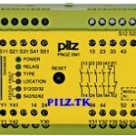 PilZ 774600 PNOZ XM1 24VDC 4n/o 1n/c 2so LiNE iD : PILZ.TK