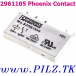 2961105 Phoenix Contact Slim Interface Relay LiNE iD PILZ.TK