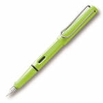 Lamy Safari Neon Lime Fountain Pen (Special Edition 2015)