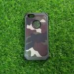 Nx Case ลายพรางเขียว iphone5/5s/se