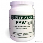 Five Star PBW Cleaner 4 LB