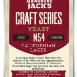 Californian Lager M54 10g.x12packs
