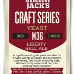 Liberty Bell Ale M36 10g.