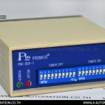 RELAY TIMER PRIMUS MODEL:PM-020-1