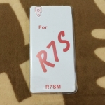 TPU ใส 0.5 (ใช้กับงานสรีนได้) R7s