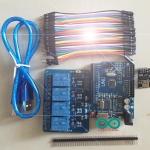 SET ควบคุมอุปกรณ์ไฟฟ้าผ่าน module wifi ESP8266