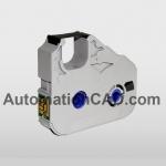 ตลับหมึก ของแท้ Canon MK1500 MK2500 และ รุ่นอื่นๆ หมึกพิมพ์ ผ้าหมึก ใช้กับเครื่องพิมพ์ฮอตมาร์ค ปลอกมาร์คสายไฟ 3604B001