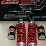 โช้คหลัง PCX 150 2014 YSS รุ่น G-PLUS สี ดำ/แดง
