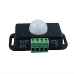 1PC DC 12V/24V Body Infrared PIR Motion Sensor Switch Human Motion Sensor Detector Switch For 3528 5050 5630 3014 SMD Led Strip