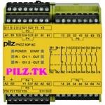 PilZ 777606 PNOZ X9P 24VDC 24-240VAC, 7n/o 2n/c 2so LiNE iD : PILZ.TK