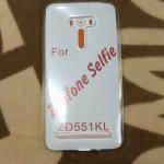 TPU ใส 0.5 (ใช้กับงานสรีนได้) Zenfone Selfie 5.5 (ZD551KL)