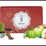 Ginza กินซ่า (กล่องแดง) ลดน้ำหนัก น้ำหนักลด นมไม่ลด (30 เม็ด)