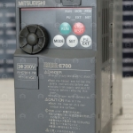 Inverter Mitsubishi FR-E720-0.75K สินค้ามือสอง เพียง 2,800 บาท