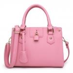 BG_2932 (pre-order) กระเป๋าถือผู้หญิงโทน Shocking Pink, Aug, 2016, Bag, ~1000-1499