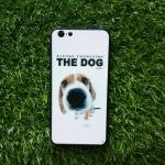 TPU ลายเส้นนูนTHE DOG iphone6 plus/6s plus