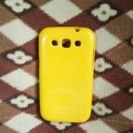 TPU สีทึบสีเหลือง Win