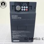 Inverter Mitsubishi Model:FR-A720-3.7K (สินค้าใหม่)
