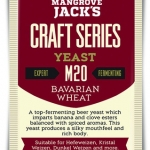 Bavarian Wheat M20 (Ale) 10 g. x12packs