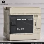 PLC MODEL:FX3G-24MR/ES [MITSUBISHI]