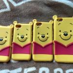 ซิลิโคนหมีพูห์(ใหม่) iphone4/4s