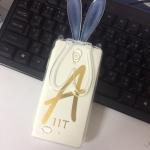 TPU หูกระต่าย พับหูตั้งได้สีใส Oppo Joy3