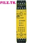 PilZ 777302 PNOZ X2.8P 24-240VACDC 3n/o 1n/c LiNE iD : PILZ.TK