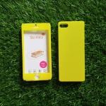PC ประกบ360องศา+ฟิล์มกระจกสีเหลือง iphone5/5s/se