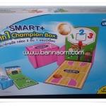 กล่อง 2 อิน 1 แชมป์เปี้ยน (มี 2 แบบให้เลือก) ** ค่าจัดส่งฟรี ปณ.พัสดุธรรมดา