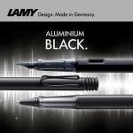 Lamy Al-star Black Set (Save 5%)