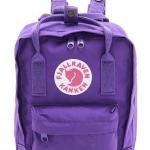 กระเป๋า Fjallraven Kanken Mini สีม่วง Purple พร้อมส่ง