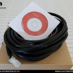 Power Cable Mitsubishi model:MR-PWCNK1-5M (สินค้าใหม่)