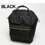 กระเป๋า Anello ขนาด mini สีดำ Black ของแท้ นำเข้าจากญี่ปุ่น พร้อมส่ง
