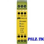 PilZ 774325 PNOZ X5 24VAC 24VDC 2n/o LiNE iD : PILZ.TK